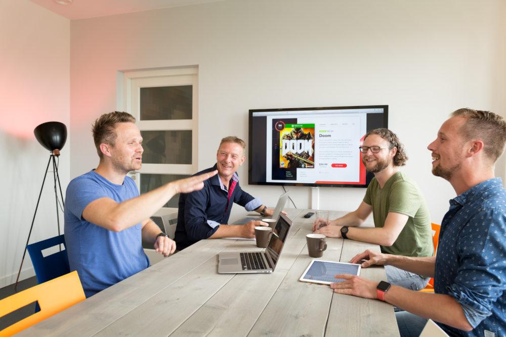 teamoverleg online